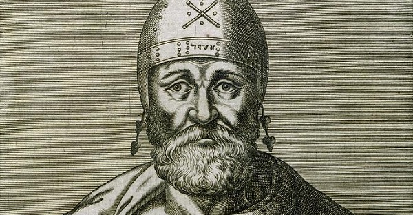 the usual picture of philo judaeus
