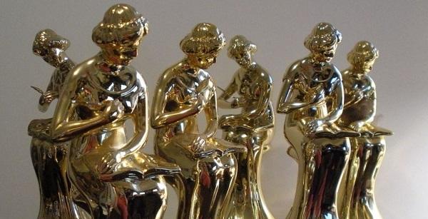 a bunch of RITA awards