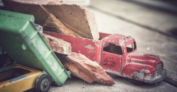 the land of broken toys