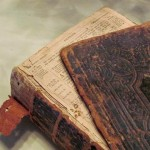 bible torn
