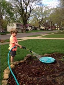 Jet Gardening