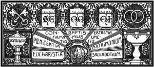 Sacraments in Latin