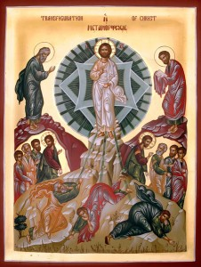 Transfiguration IconFlyer
