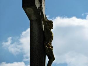 Jesus on Cross for Schlesinger Piece