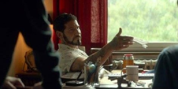 """Jon Bernthal as Mr. McCarthy, in """"Me and Earl and the Dying Girl"""""""