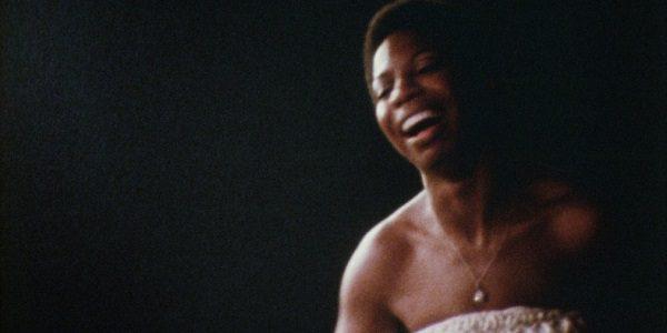 "Nina Simone, singing rapturously in ""What Happened, Miss Simone?"""