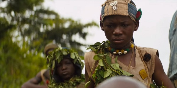 """Abraham Attah's exceptional debut as Agu, in """"Beasts of No Nation"""""""