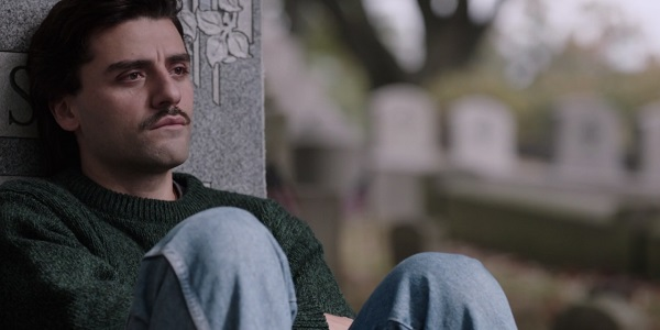 """Oscar Isaacs as Nick Wasicsko, in """"Show Me a Hero"""""""