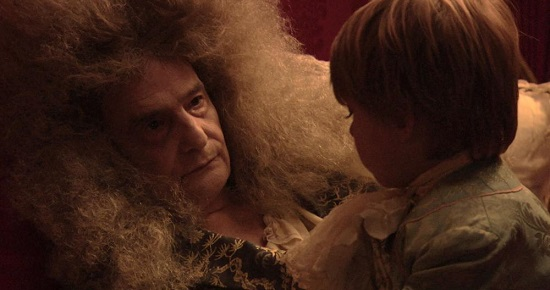 "Jean-Pierre Leaud, in ""The Death of Louis XIV"""
