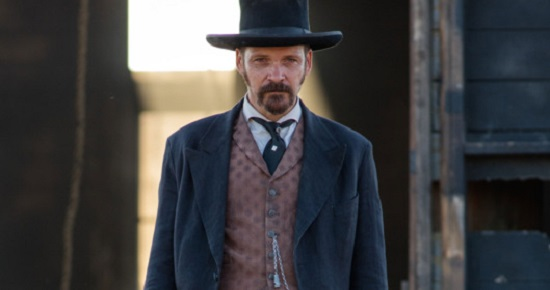 Looking mean: Peter Sarsgaard as Bartholomew Bogue