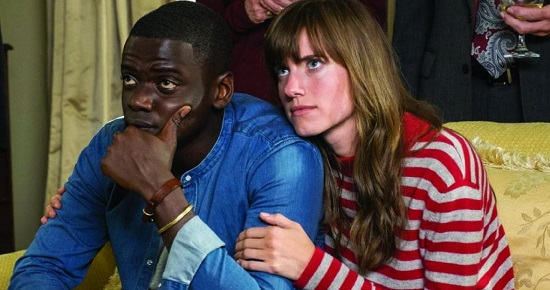"""Daniel Kaluuya and Allison Williams, as Chris and in """"Get Out"""""""