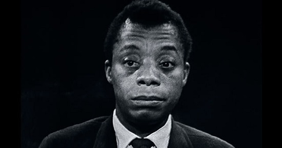 "James Baldwin, as seen in ""I Am Not Your Negro"""