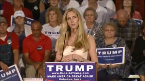 ann coulter for trump
