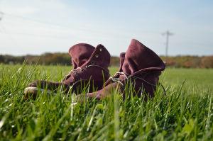 boots closeup