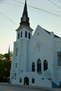 By Cal Sr from Newport, NC, US (Emanuel African Methodist Episcopal (AME) Church) [CC BY 2.0], via Wikimedia Commons