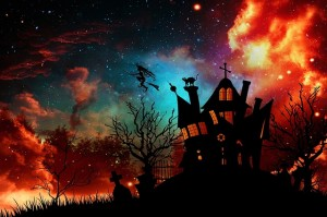 Our witches homes might not actually look like this (but I live in hope)