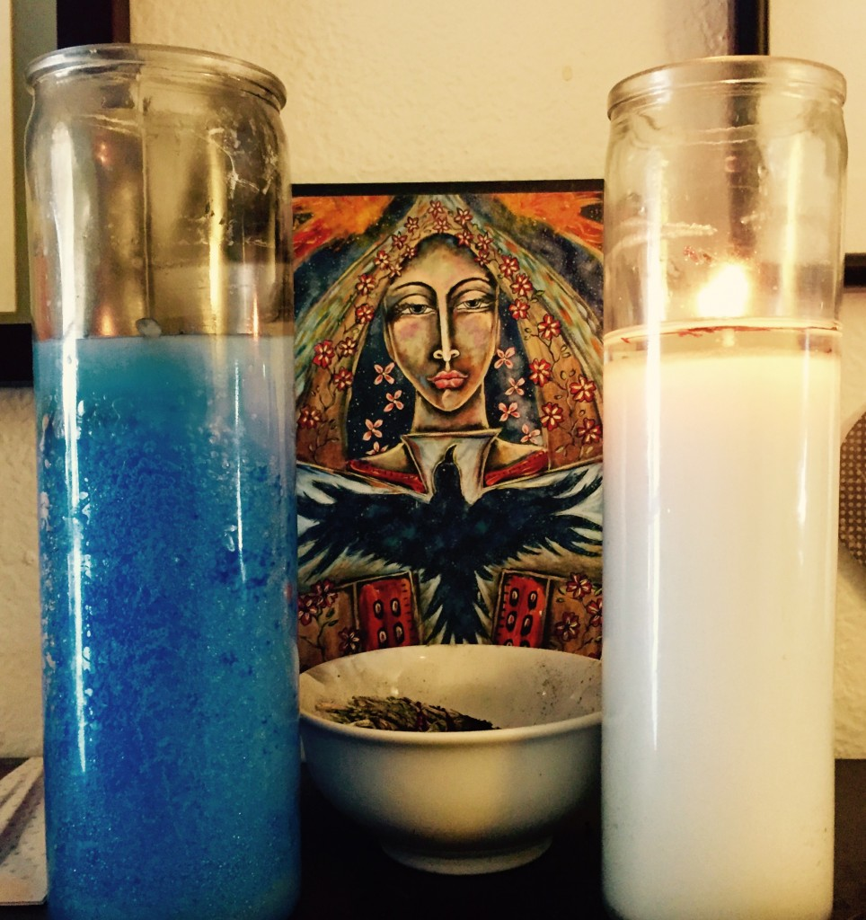 Clarity and Clear Communication on my altar