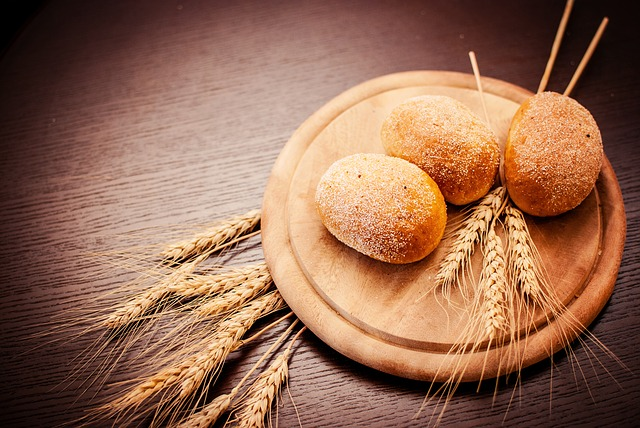 Lammas - Loaf Mass Image from Pixabay - No attribution required