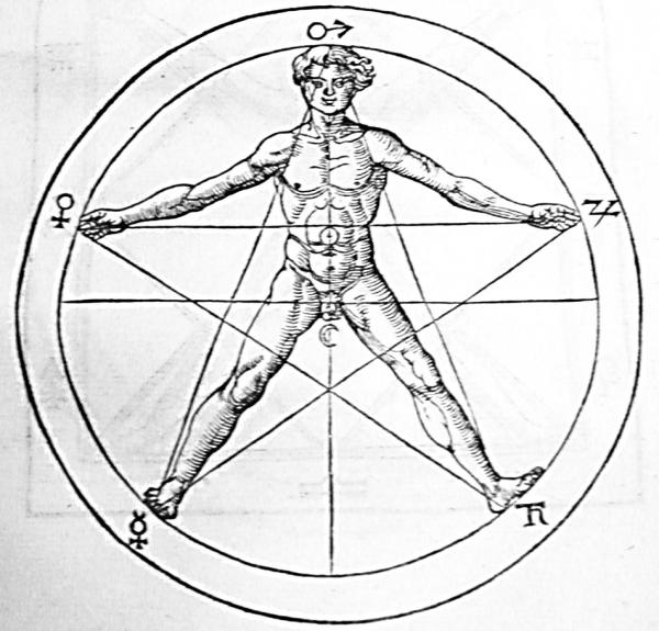 Body As Pentacle - Wikimedia Commons