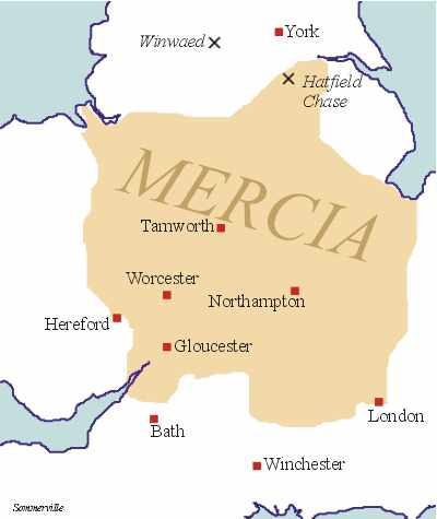 Mercia England Map.The Last Pagan King Of Britain Penda Of Mercia Gwion Raven