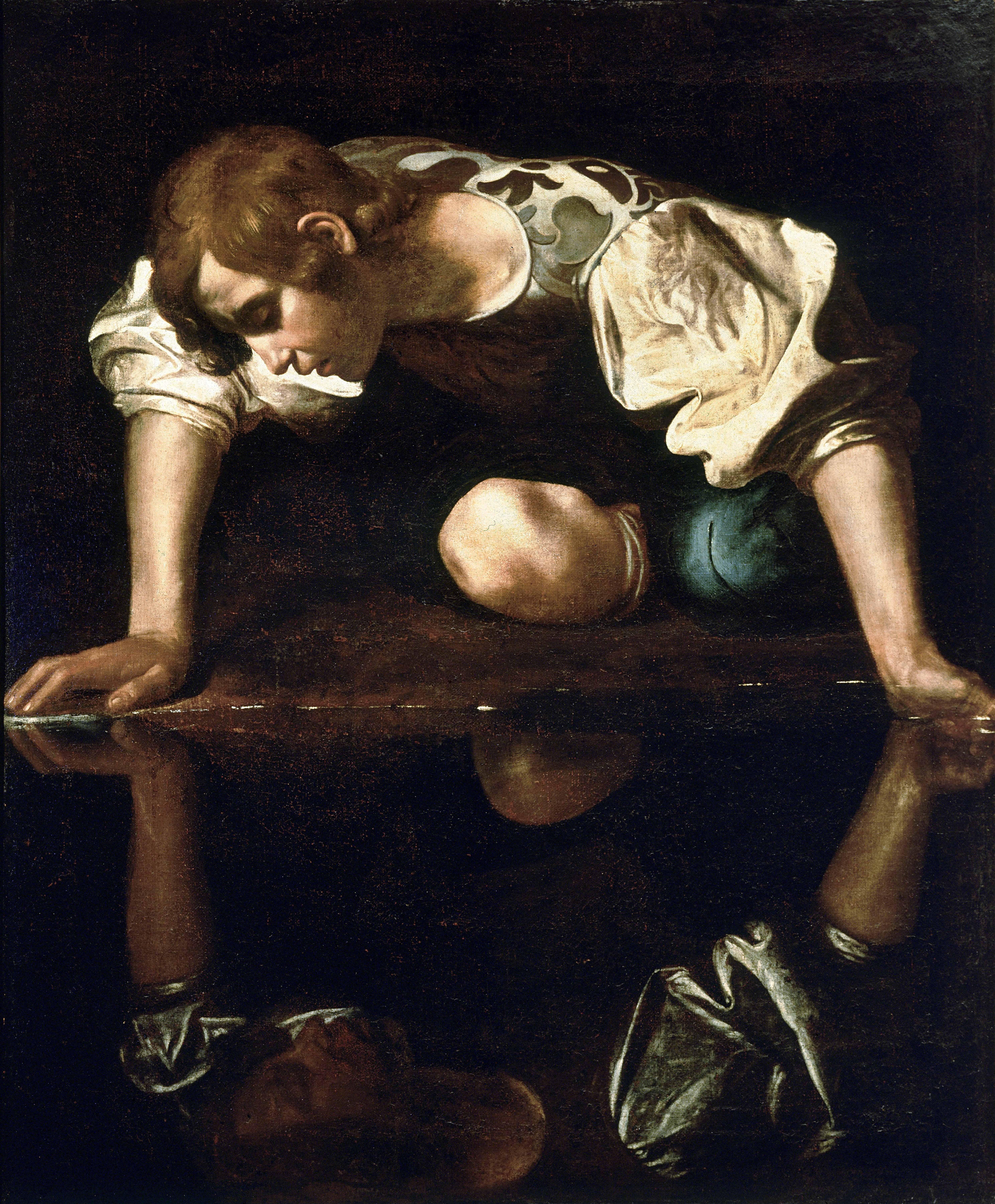 Carvagio Narcissus_1