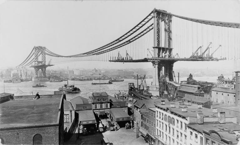 Manhattan Under Constr.