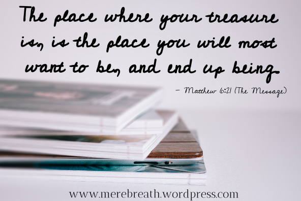 Mere Breath | Reading Encouragement for Mommies