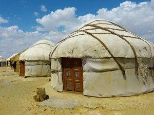 Rich Man's Tent