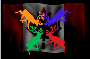 four-moose-brawl