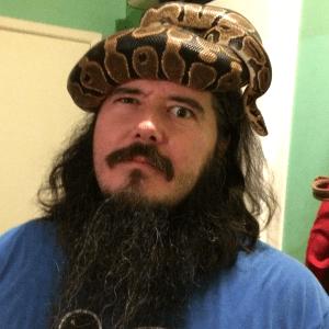 Snake-On-Head