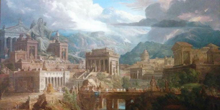 Jupiter_Pluvius,_ancient_Greek_city_of_Lebadeia,_1819,_Joseph_Gandy