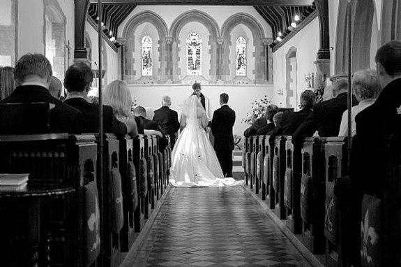 What It Takes To Get Married In A Catholic Church—UPDATED