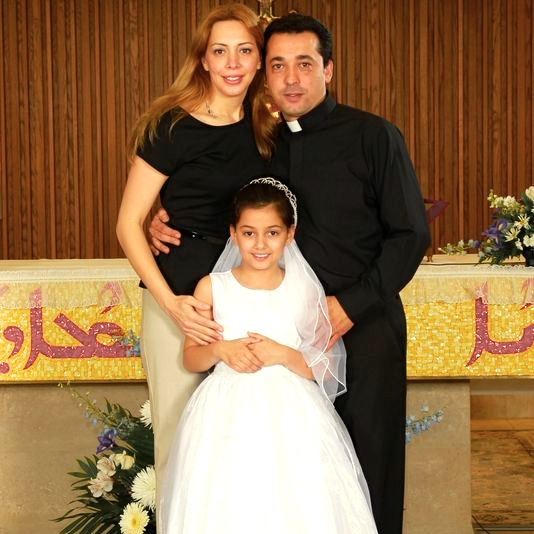 Historic: First Married Maronite Catholic In U.S. To