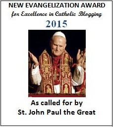 New Evangelization Award 2015