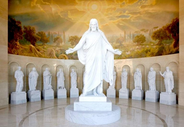 When In Rome Behold A Mormon Temple Inspired By A Catholic Church