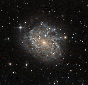 Image ESA/Hubble & Nasa via Flickr user c.claude & Wikimedia Commons