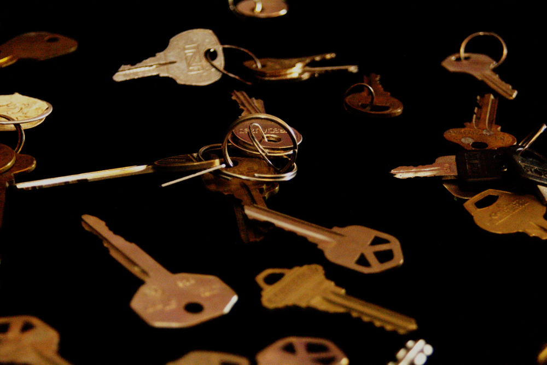 "January 20: ""Secret Keys"""