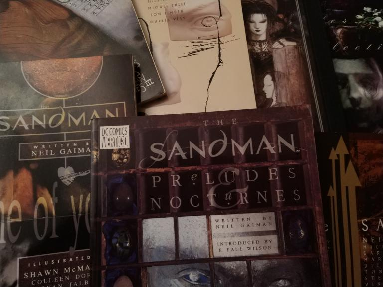 Sandman At 30: The Birth Of A Pantheon