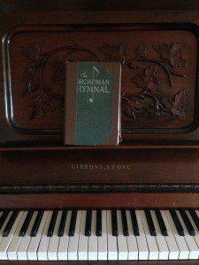 piano hymnal
