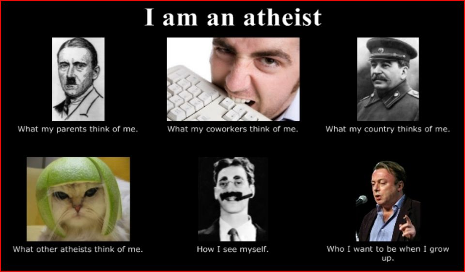 I Am An Atheist Andrew Hall
