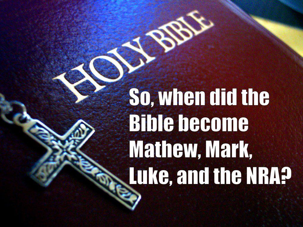 BibleNRAmeme