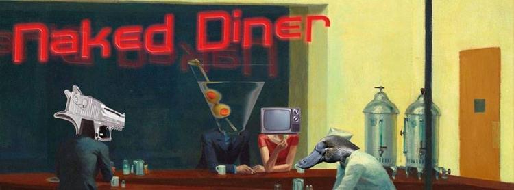 Naked Diner Banner