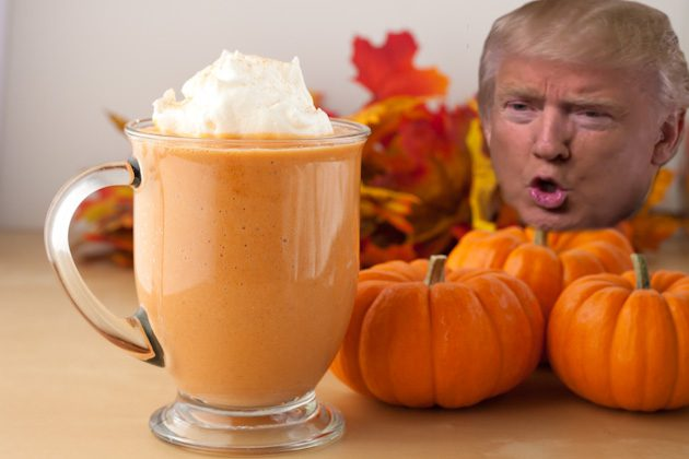The alt-Right wants to make pumpkin spice for whites only.