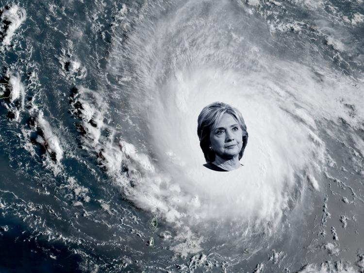 Republicans know climate change has nothing to do with Hurricane Irma.