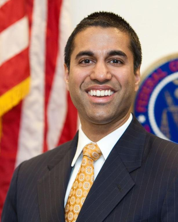 The head of the FCC probably has nothing to fear from his browser history.