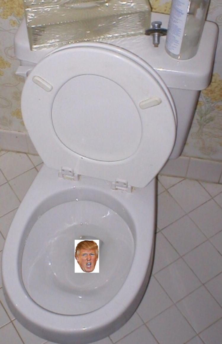 A Trump in every bowl.