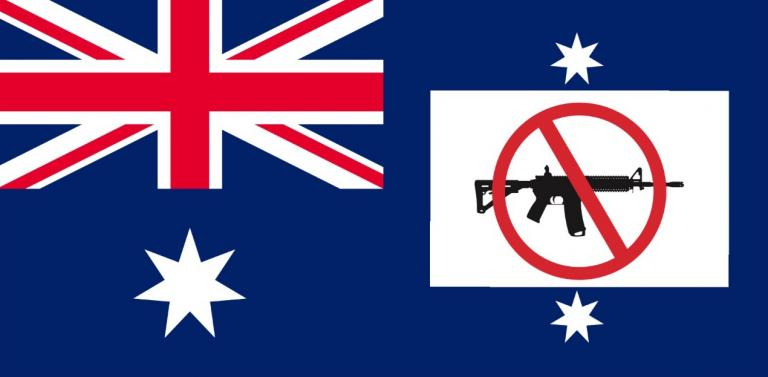 Australia Doesn't want the NRA or Trump's ambassadors