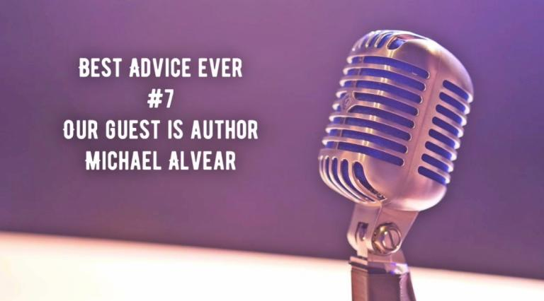 Best Advice Ever #7 With Author Michael Alvear | Andrew Hall