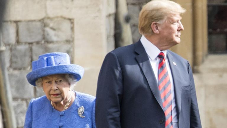 Trump isn't happy with democracy. Why not try monarchy?