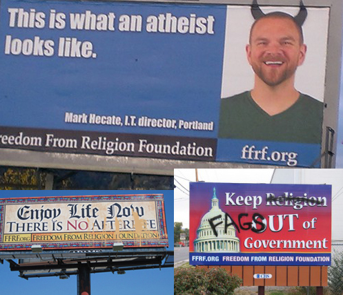 AZ Columnist: Atheists are smelly, thoughtless, intolerant, and annoying